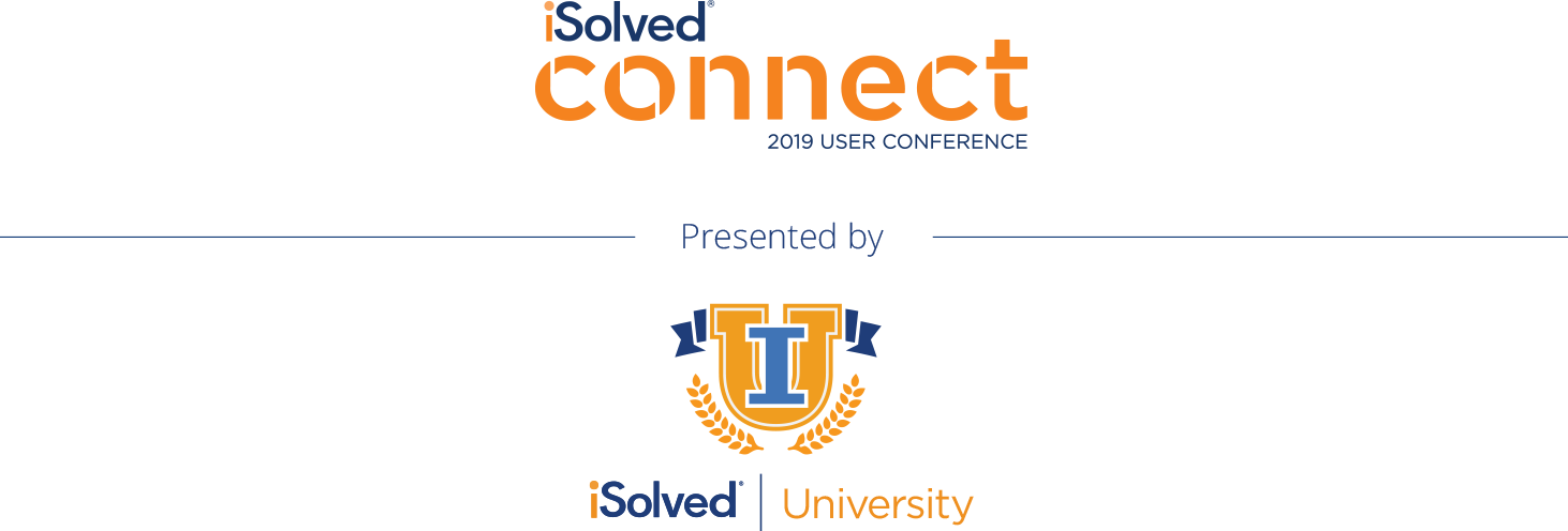 iSolved Connect 2019 Logo
