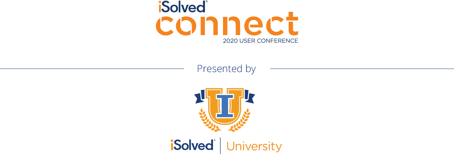 iSolved Connect 2020 Logo